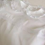 Крестильная рубашка классическая 77008
