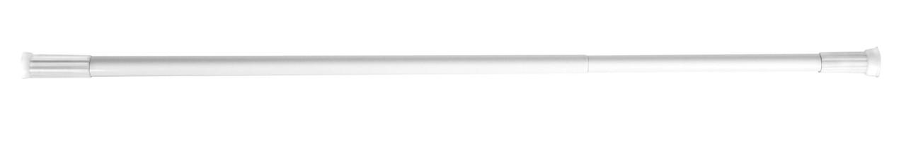 Карниз для шторки в ванную белого цвета AWD02100231