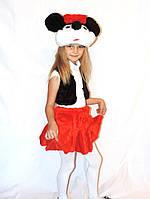 Дитячий новорічний карнавальний костюм міккі мауса