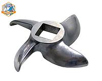 Нож односторонний Salvinox/Salvador для мясорубки Hendi mod.12
