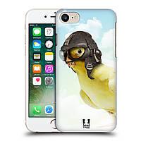 Пластиковый чехол для IPhone 7 узор Птица-летчик