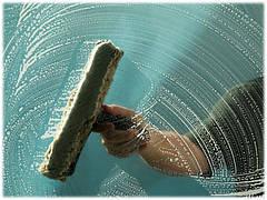 Инвентарь для снятия пыли и мытья окон