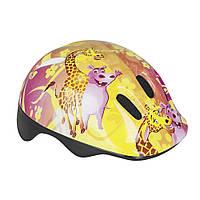Шлем велосипедный детский Spokey жираф 831267 - 14764