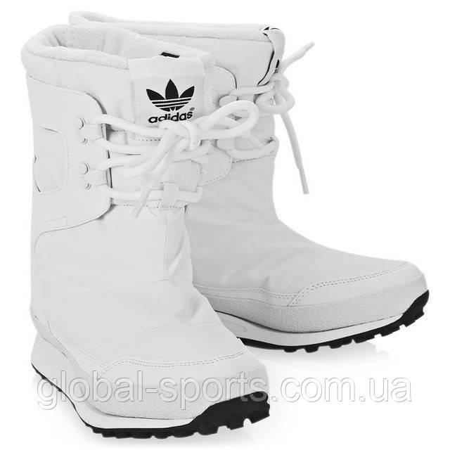 Сапоги зимние женские adidas SNOWRUSH W (АРТИКУЛ M21167) - Global Sport в  Харькове 3f1eb6c01a1