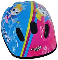 Шлем велосипедный Axer happy camelia /a0268 - 31748