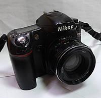 Фотоаппарат Nikon D80 + Объектив