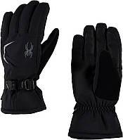 Горнолыжные мужские перчатки Spyder M Traverse gore-tex black/polar (MD) XL