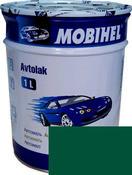 Краска Mobihel Алкид 394 Темно-Зеленая 1л.