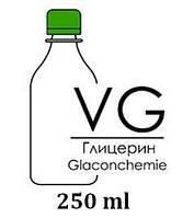 Глицерин растительный VG Glaconchemie 250 ml