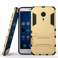Чехол Meizu MX5 Hybrid Armored Case золотой