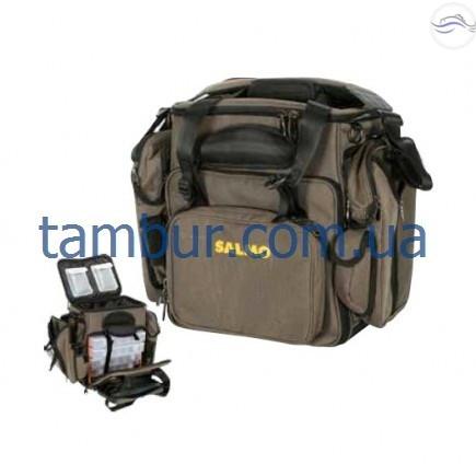 84146b6065b0 Сумка для рыбалки Salmo (5 коробок) мультифункциональя: продажа ...