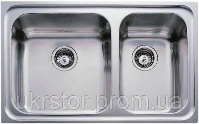 Кухонная мойка TEKA CLASSIC 2B 80  микротекстура, фото 2