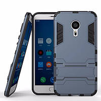 Чехол Meizu MX5 Hybrid Armored Case темно-синий