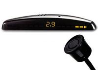 Система парковки (Парктроник) PARK MASTER 8-ZJ-51 переднего и заднего бампера 8 датчиков