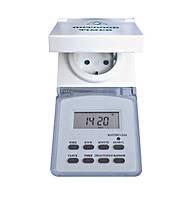 Розетка с таймером электронным Feron TM 23 IP44 3600W