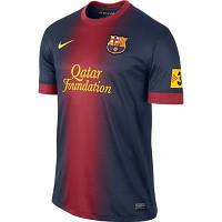 Футболка Nike fc barcelona 2012/13 478323 410 - 13657