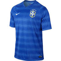 Футболка Nike away stadium brazil /575282 493 - 31260