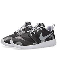 Оригинальные  кроссовки Nike W Roshe One JCRD Print Dark Grey