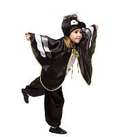 Костюм Вороны для мальчика ( от 4 до 9 лет)