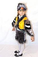 Дитячий новорічний карнавальний костюм синички
