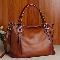 Недорогие женские кожаные сумки