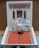 Инкубатор Курочка ряба ИБ-60 автоматический, ламповый, цифровой терморегулятор