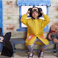 Детский дождевик Mickey Mouse Желтый