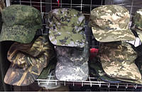 Кепки милитари, Кепка камуфлированная мужская