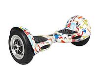 """Гироскутер Smart Balance MX 10"""" хип хоп"""