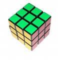 Фокус с кубиком Рубика