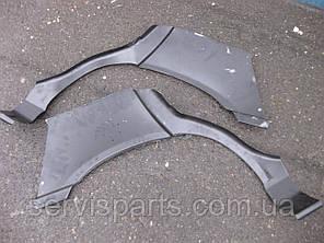 Арки задние ремчасти крыла Opel Omega B (Опель Омега), фото 2