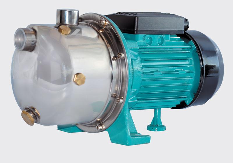 Поверхневий насос Euroaqua JY 750 корпус з нержавіючої сталі потужністю 0,75 кВт