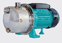 Поверхностный насос Euroaqua JY 1000SS корпус и рабочее колесо из нержавеющей стали мощностью 1,1 кВт