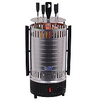 Электрошашлычница ST FP-8560 New на 5 шампуров с кнопкой включения