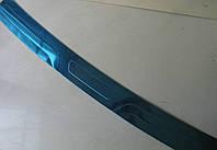 OUTBACK 2010  накладка заднего бампера