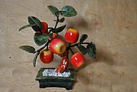 """Дерево каменное """"5 яблок"""""""