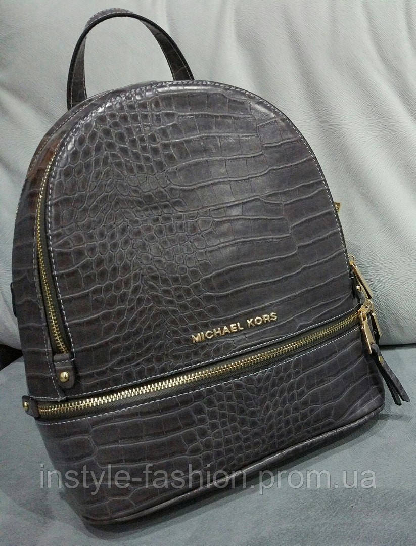 Рюкзак женский брендовый сумка Michael Kors Майкл Корс