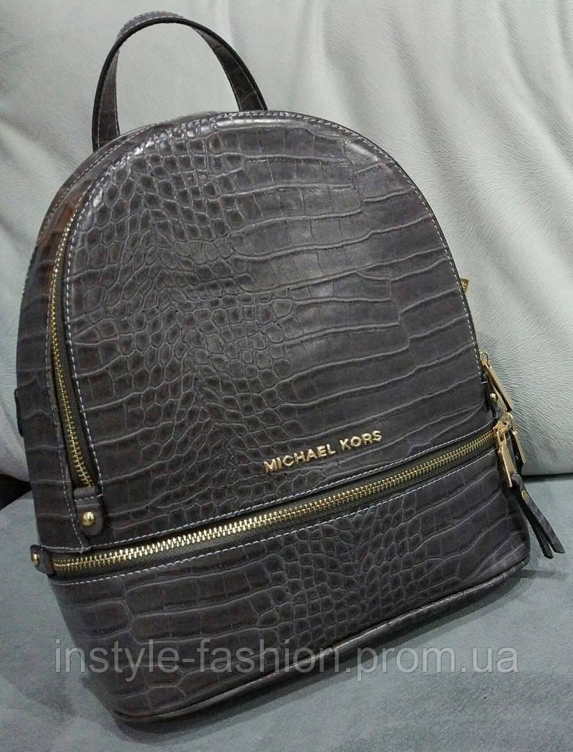 Рюкзак женский брендовый сумка Michael Kors Майкл Корс  купить ... 86f830fc3ba