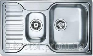 Кухонная мойка TEKA PRINCESS 800.500 полированная, фото 2