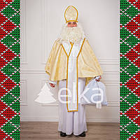 Костюм Святого Николая Олимп (без бороды и парика)