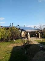 Сетевая электростанция мощностью 20 кВт в с. Песчанка
