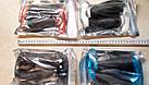 """Эргономичные велосипедные грипсы с алюминиевыми рожками """"фикс"""" (4 расцветки), фото 2"""