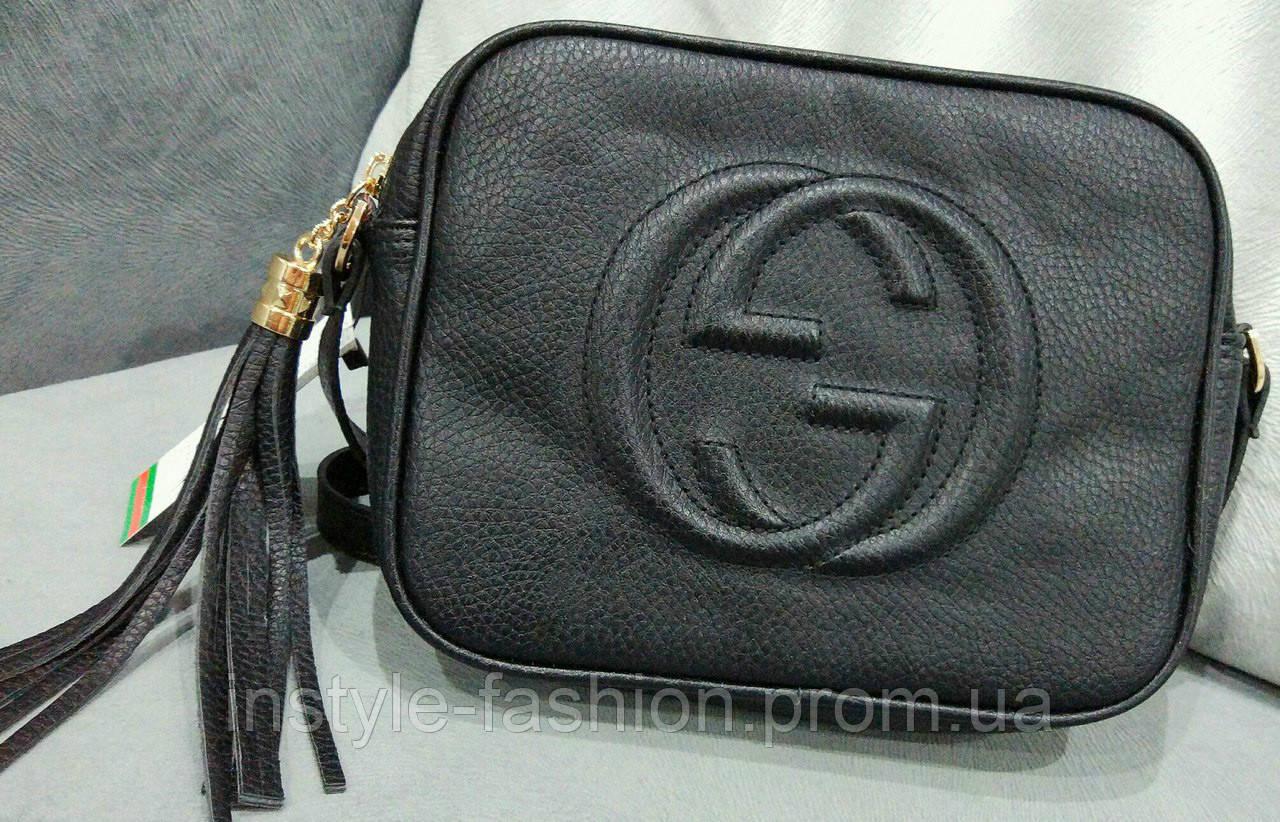 Сумка клатч через плечо Gucci Гуччи черный - Сумки брендовые, кошельки, очки,  женская 63efc8c03aa