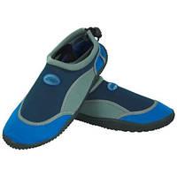 Обувь пляжная Aqua-speed гранатово-серая 21а /691 - 18095 размер 29