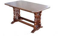 Стол обеденный кухня Бавария-02  1400(1900)х850х750 мм