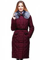 Стёганное пальто Сесилия
