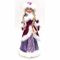 Подарочная упаковка на новый год  Снегурочка для конфет