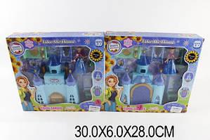 """Замок """"Frozen"""" принцессы,17-22-5 см,мебель,фигурка"""