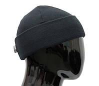 Шапка тактическая нанофлисовая Camo-Tec - Черная, фото 1