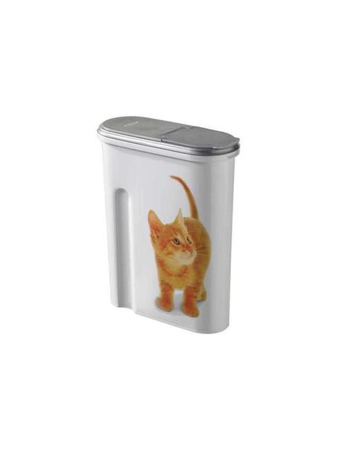 Хранение корма для кошек